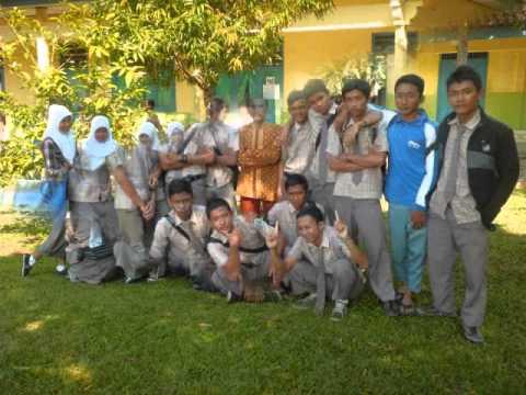 Kenangan  XII IPS 1 SMAN 1 Bangunrejo Lampung Tengah