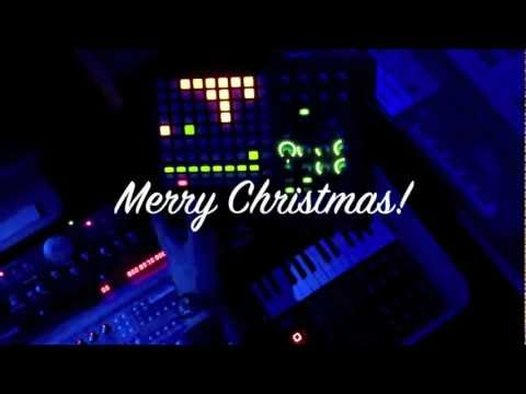 Christmas Mash Up Mix 2011 - Ableton Live & Akai Apc40 video