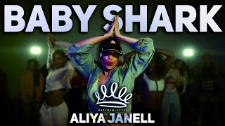 Baby Shark *Trapped Out* | @remixgodsuede | Aliya Janell Choreography | Queens N Lettos