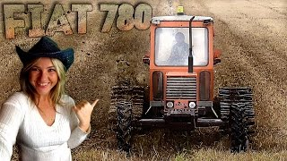 Fiat 780 Terra Trac + ditcher ( why?) [ITA/ENG]