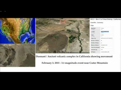 Earthquake Swarms at Yellowstone & San Andreas Fault! 5 Over 4.0 in Last 7 Days! Prophecy Unfolds