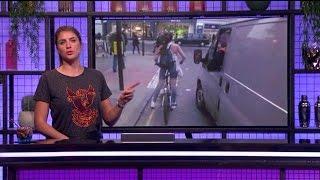 Wow: vrouw pakt intimidatie heldhaftig aan! - RTL LATE NIGHT