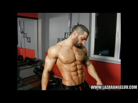 Lazar Angelov - Shredded & Aesthetic NEW HD VIDEO
