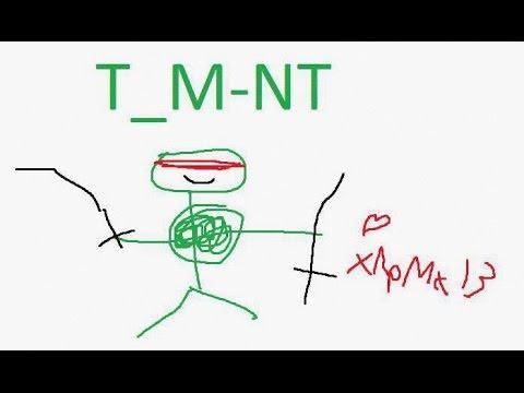 Minecraft Teenage Mutant Ninja Turtles PVP (TMNT)