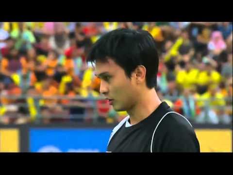 Malaysia Open 2013 - Mohammad Ahsan / Hendra Setiawan vs Ko Sung Hyun / Lee Yong Dae