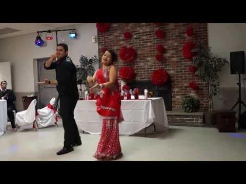 Nepali Wedding Dance- Kanchhi Hey kanchhi