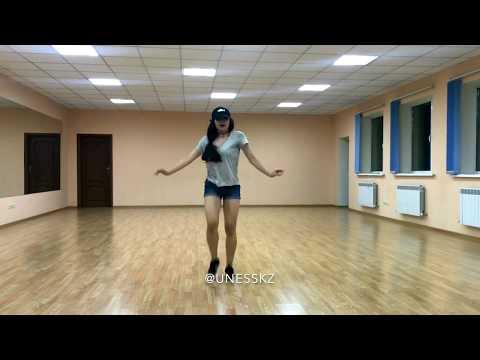 казашка танцует лезгинку