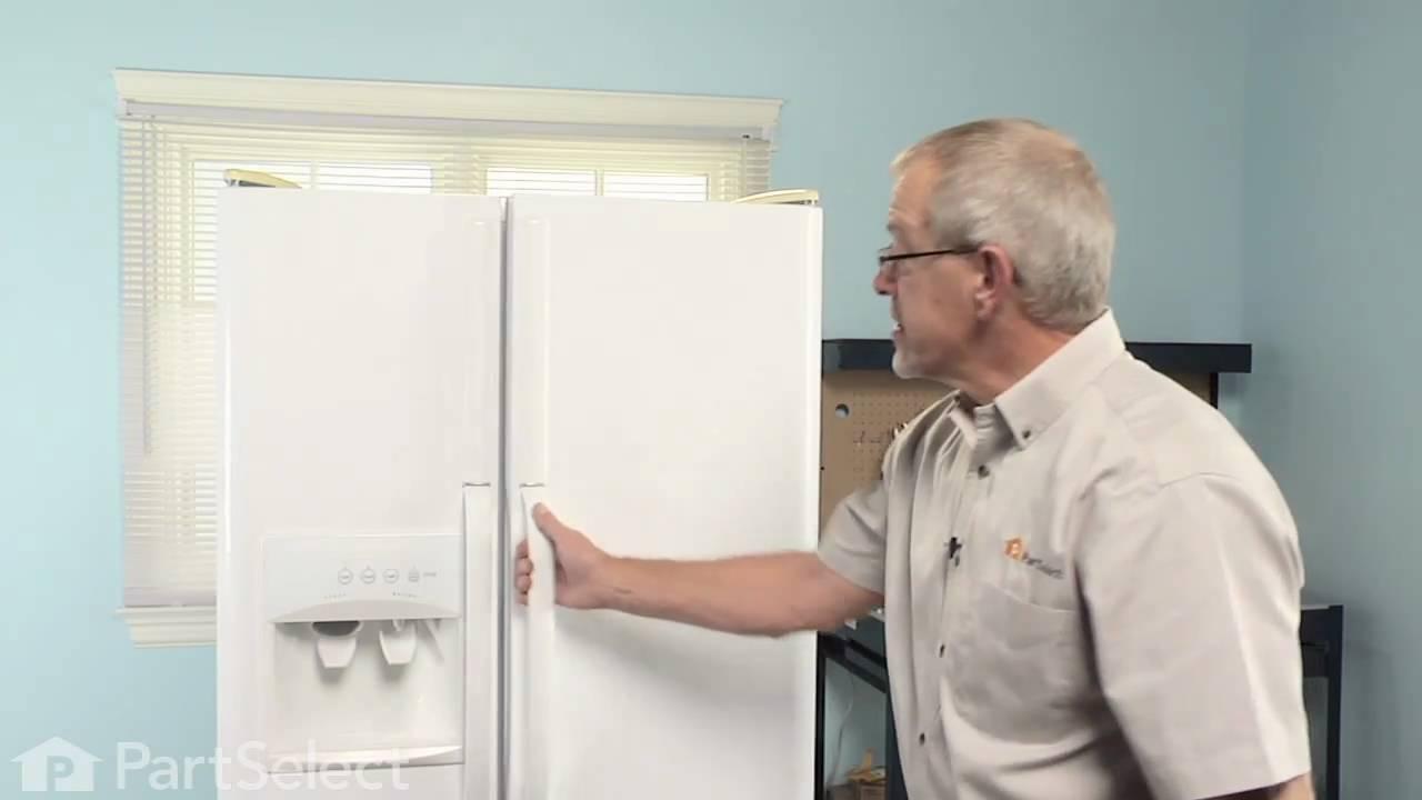 Refrigerator Maintenance Replacing The Water Filter