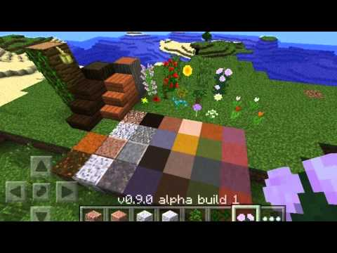 Broadcast 6 Minecraft PE 0.9.0 RELEASE DATE! NEW BLOCKS, TREES AND AN EXCLUSIVE NEW NPC...