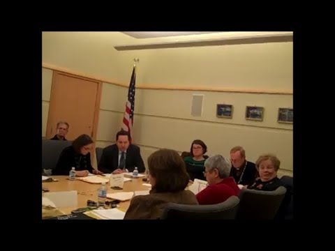 Orland Park Child Porn Scandal: Board Member Sticks Fingers In Ears To Ignore The Public! video