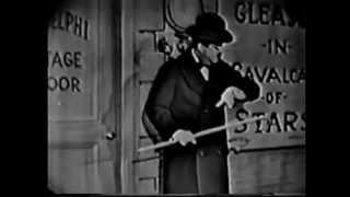 Jackie Gleason on the 1950's TV show