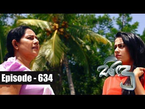 Sidu   Episode 634 10th January 2019