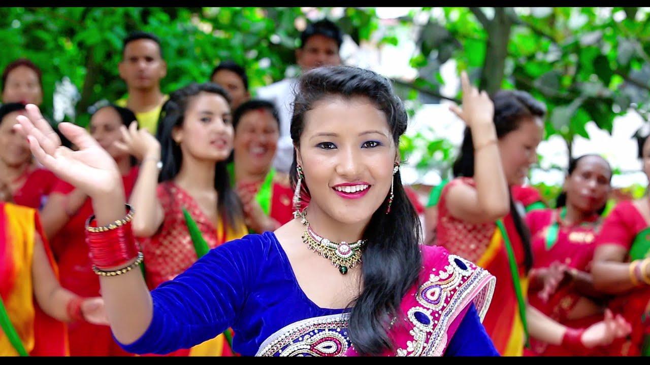 Malai ta Yei Kalu Maan Parya Cha | Teej Special 2072