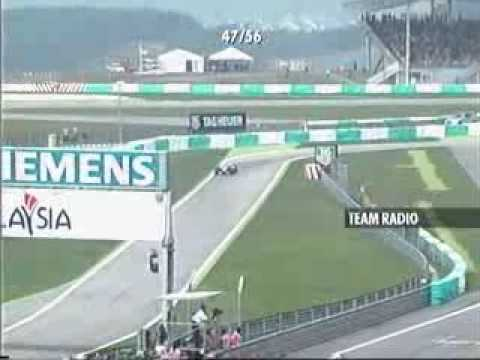 JPM - drive through penalty pit radio - Malaysia 2002