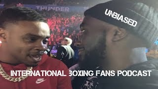 Errol Spence is NOT PPV, Can no longer DUCK Terence Crawford!!!
