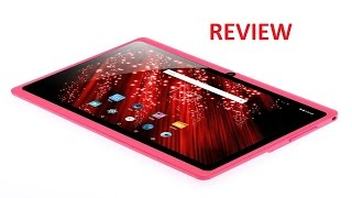 """iRULU 7"""" eXPro X1 Budget Android 4.4.2 Tablet Review"""
