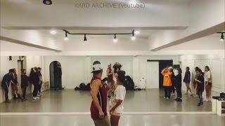 """KARD - """"RUMOR"""" Dance Practice"""