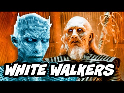 Game Of Thrones Season 6 White Walkers and Night's King Explained