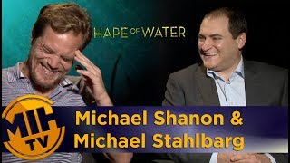 Michael Shannon and Michael Stuhlbarg: The Shape of Water