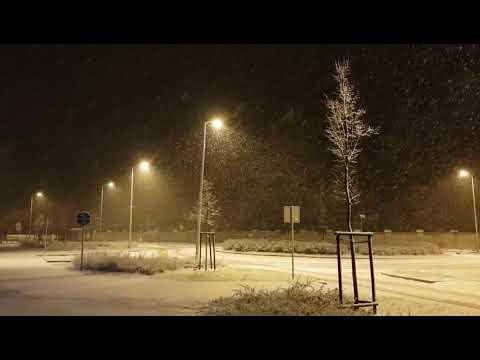 Zima Zawitała Do Częstochowy Napadało Do 6cm 11.12.2018