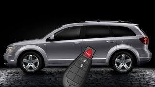Chrysler  Touring Key Fob Program
