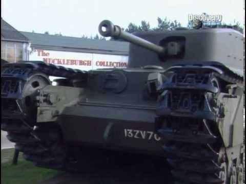 Discovery - Танки! Битва за Нормандию