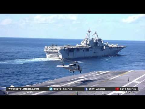 South China Sea dispute: US boosts military presence in Philippines