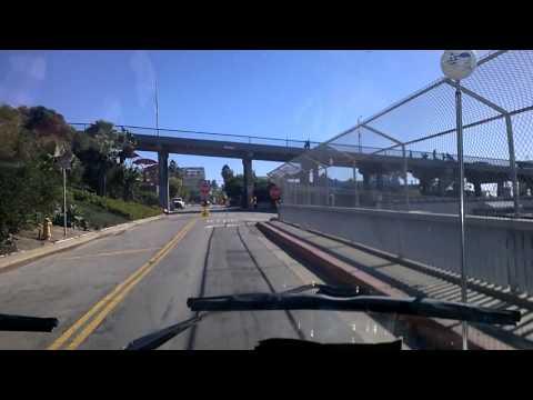 The Westfalia Chronicles Episode:19 Driving the PCH threw Malibu to route 66 in Santa Monica