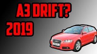 Audi A3 Driftic 2019