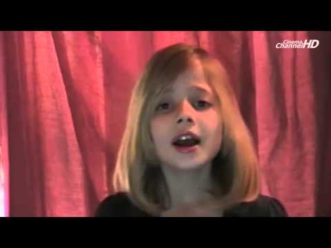 Jackie Evancho - Concrete Angel video