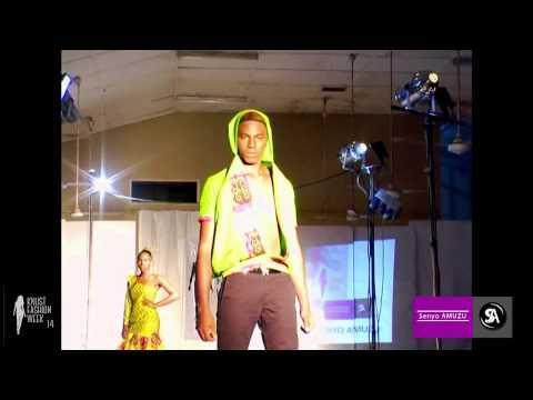 Knust Fashion Week 2014 Day 1 - Senyo Amuzu video