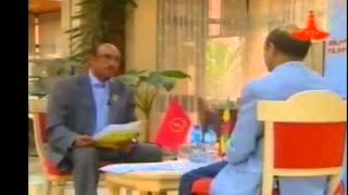 Meles Zenawie, without ambiguity Assab belongs to Eritrea.