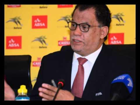 Bafana to play Iran
