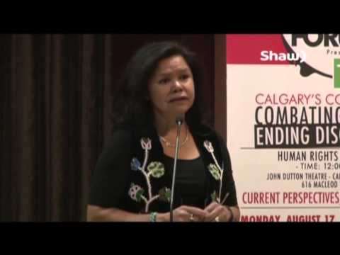 Human Rights Forum Day 4: Canadian Residential Schools Act: 2015 A Year of Reconciliation