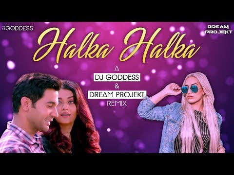 Download Lagu  Halka Halka | Sunidhi Chauhan & Divya Kumar | DJ Goddess & Dream Projekt Remix Mp3 Free