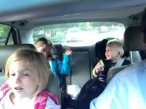 La mejor forma de llevar a tus hijos a la escuela