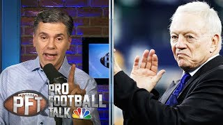 Jerry Jones' words aren't gospel for Dallas Cowboys | Pro Football Talk | NBC Sports
