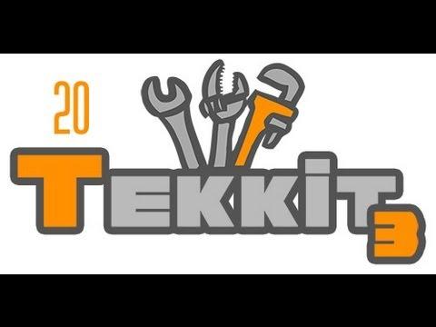 Tekkit Ep.20: QUARRY ELETRIC ENGINES UPGRADE