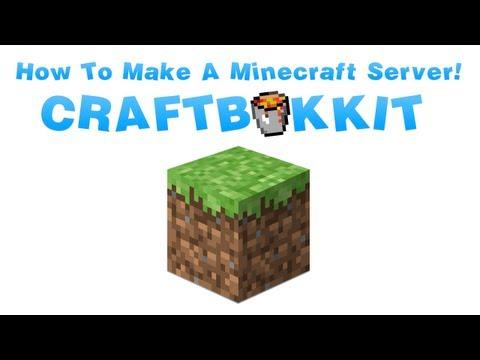How To Make A Minecraft Server [1.8.8] [CraftBukkit]