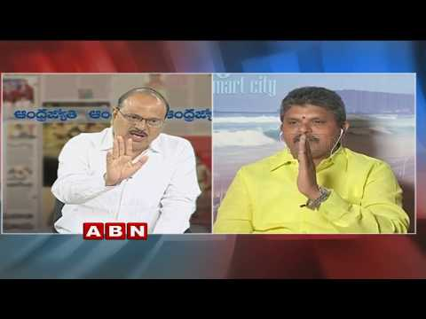 Debate on CM Ramesh Hunger Strike for Kadapa Steel Plant | Public Point | Part 1 | ABN Telugu