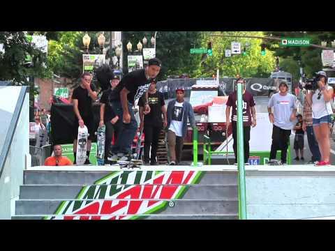 TrifeTV: Dew Tour 2014 Portland