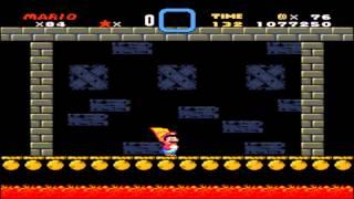 Super Mario World - All Boss Battles