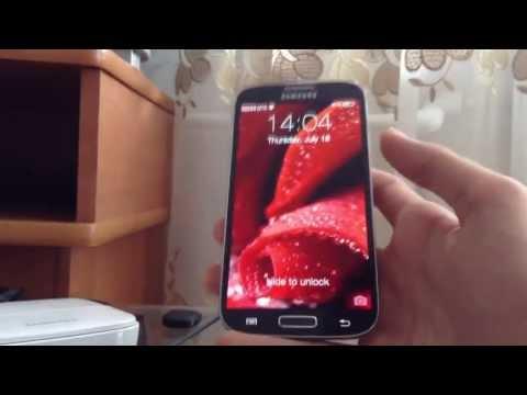 Как сделать из android ios 7
