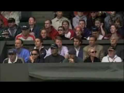 "Wimbledon Men Singles Final 2001 (Last Game ""Ivanisevic serves to Championship"")"