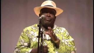 "Haitian Comedian "" Tonm Male"""
