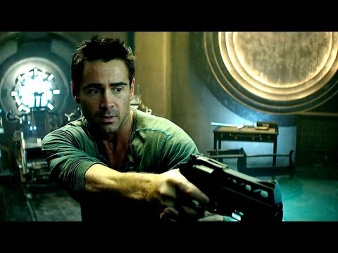 Colin Farrell's TOTAL RECALL of American Road Trip! - STUDIO SECRETS