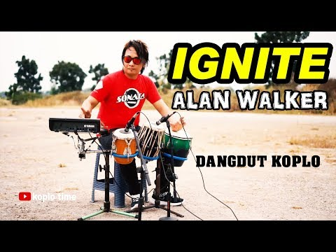 Download |GNITE - ALAN W4LKER KOPLO VERSION Mp4 baru