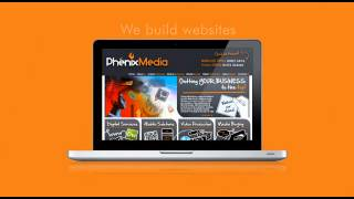 Phenix Media promotional video animation