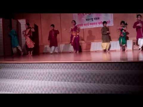2013 - GudiPadwa - Kids Dance - Dhipadi Dhipang