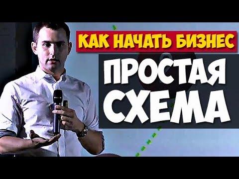 КАК НАЧАТЬ БИЗНЕС. ПРОСТАЯ СХЕМА ЗА 7 МИНУТ! | Михаил Дашкиев. Бизнес Молодость